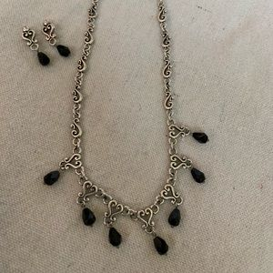 Brighton Necklace and Earring Set